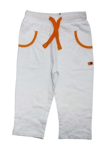 Zeynep Tekstil Eşofman Altı Beyaz